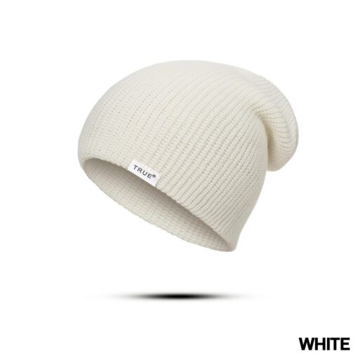 New Baby Winter Hat Cap Baby Casual Beanies Men Women Girl Boy Knitted Winter Hat Solid 1