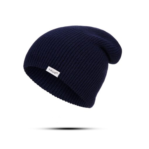 New Baby Winter Hat Cap Baby Casual Beanies Men Women Girl Boy Knitted Winter Hat Solid 3