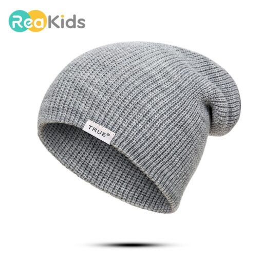 New Baby Winter Hat Cap Baby Casual Beanies Men Women Girl Boy Knitted Winter Hat Solid