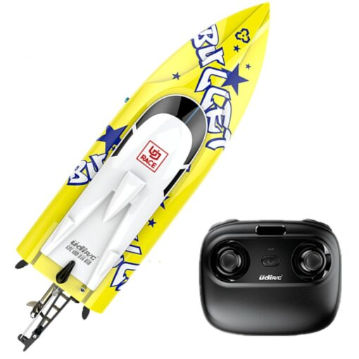 New Brushless RC Racing Boat 20KM h High Speed Electronic Remote Control Boat Toys For Kids 4