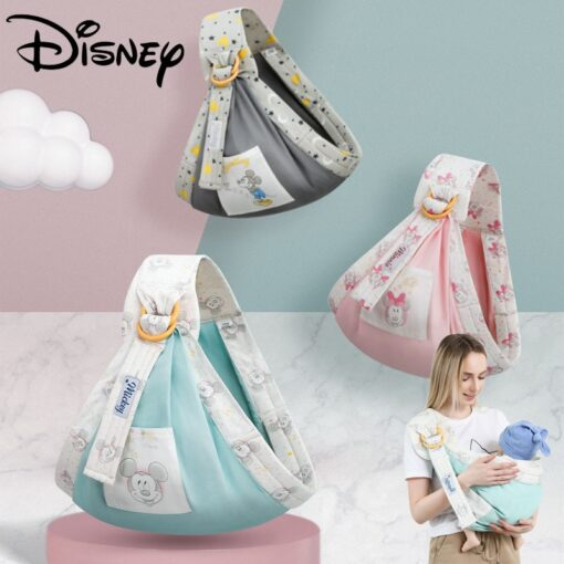 New Cartoon Child Sling Wrap Swaddling Kids Nursing Papoose Pouch Front Carry For Newborn Infant Baby