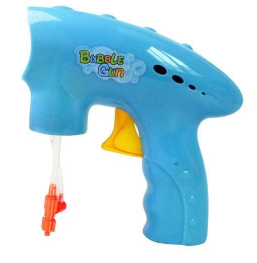 New Children Educational Toys Inertia Fun Color Cartoon Bubble Toy Bubble Machine For Fun Wholesale Drop 4