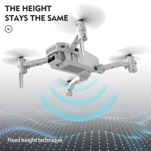 New H1 Mini Drone 4K HD Professional Camera WiFi FPV Visual Transmission Air Pressure Height Maintain 1