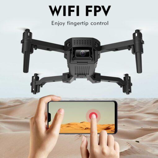New H1 Mini Drone 4K HD Professional Camera WiFi FPV Visual Transmission Air Pressure Height Maintain 2