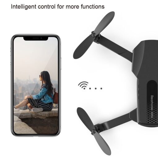 New R16 drone 4k HD dual lens mini drone WiFi 1080p real time transmission FPV drone 9