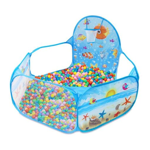 New Toys Tent Ocean Series Cartoon Game Ball Pits Portable Pool Foldable Children Outdoor Sports Educational 3