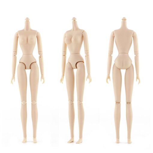 New arrival 30cm doll body 28 joints moveable emale body ball joints naked body girl toys 3