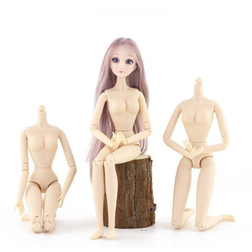 New arrival 30cm doll body 28 joints moveable emale body ball joints naked body girl toys