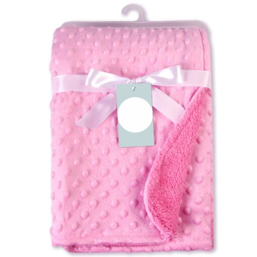 Newborn Baby Blankets Warm Fleece Thermal Soft Stroller Sleep Cover Cartoon Beanie Infant Bedding Swaddle Wrap 7