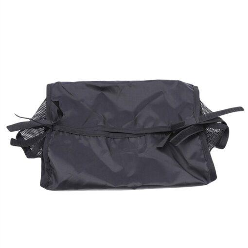 Newborn Baby Care Stroller Basket Baby Stroller Basket Organizer Storage Bag Portable Pram Infant Stroller Accessories 3
