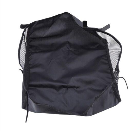 Newborn Baby Care Stroller Basket Baby Stroller Basket Organizer Storage Bag Portable Pram Infant Stroller Accessories 4
