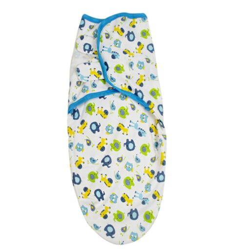 Newborn Baby Swaddle Wrap Parisarc 100 Cotton Soft Infant Newborn Baby Products Blanket Swaddling Wrap Blanket 1