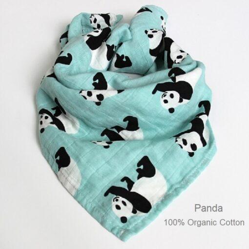 Newborn Blankets Bamboo Bath Baby Swaddle Kids Muslin Organic Cotton Fabric Super Soft Stuff Girls Burp 4