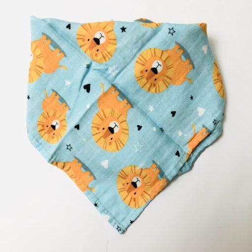 Newborn Organic Cotton Bamboo Baby Blanket Muslin Swaddle Wrap Feeding Burpy Towel Scraf Bibs Muslin Big 5