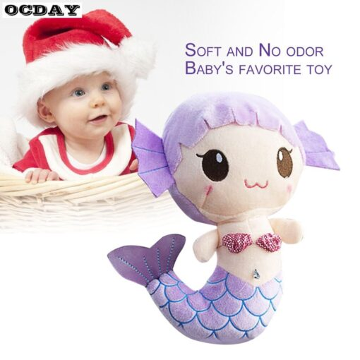 OCDAY Plush Toys Gift For Children Cute Lovely Plush Princess PP Cotton Toy For Baby Kids 1