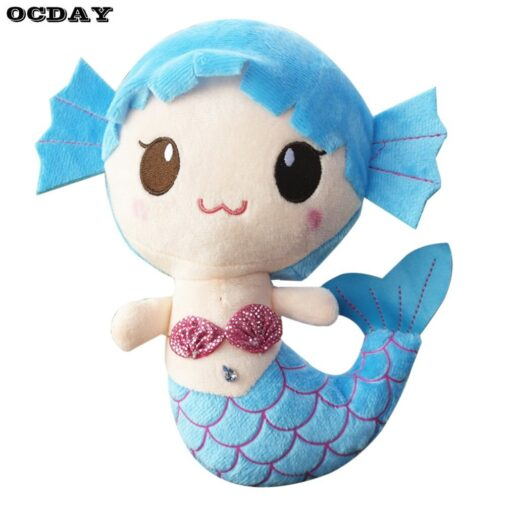 OCDAY Plush Toys Gift For Children Cute Lovely Plush Princess PP Cotton Toy For Baby Kids 3