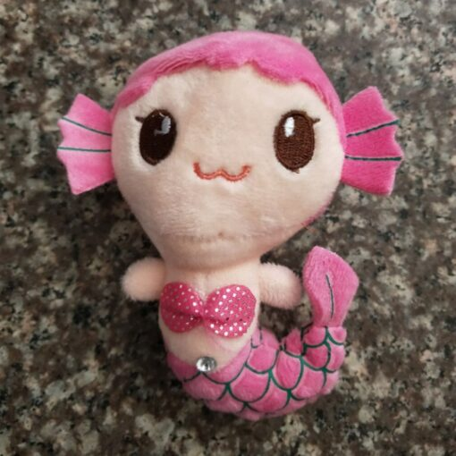 OCDAY Plush Toys Gift For Children Cute Lovely Plush Princess PP Cotton Toy For Baby Kids 6