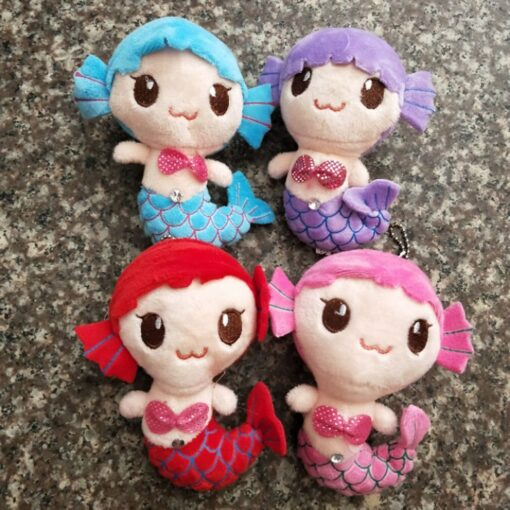 OCDAY Plush Toys Gift For Children Cute Lovely Plush Princess PP Cotton Toy For Baby Kids 8