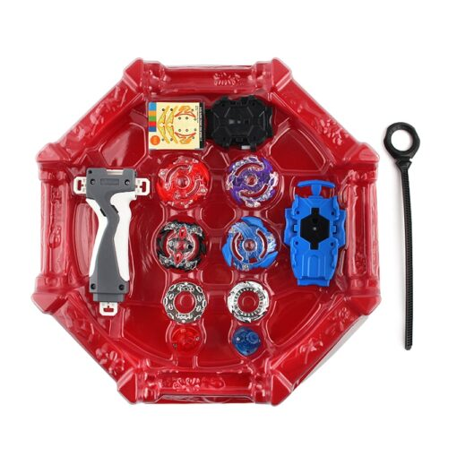Original Box Beyblade Burst For Sale Metal Fusion 4D BB807D With Launcher and arena Spinning Top 1
