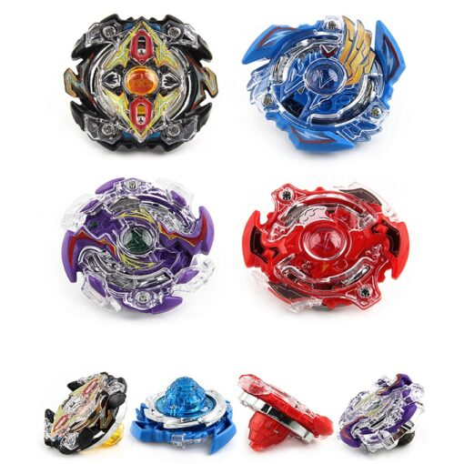 Original Box Beyblade Burst For Sale Metal Fusion 4D BB807D With Launcher and arena Spinning Top 4