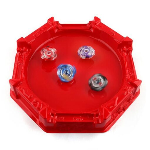 Original Box Beyblade Burst For Sale Metal Fusion 4D BB807D With Launcher and arena Spinning Top 5
