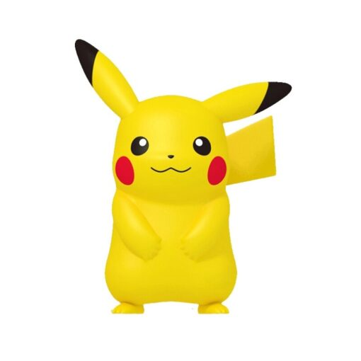 Original Pokemon Pikachu Figures Dolls Cartoon Pok mon Squirtle Charmander Psyduck Purin Anime Model Toys Kids 1
