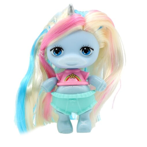 Original lolo Doll Figure Action Toy figure surprise Poopsies Silcone Slime Unicorn BJD Sister Dolls Toy 2