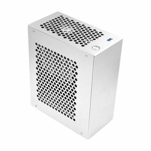 PC Gaming Case ITX MINI Small Case All Aluminum Suitcase Portable HTPC Desktop 1