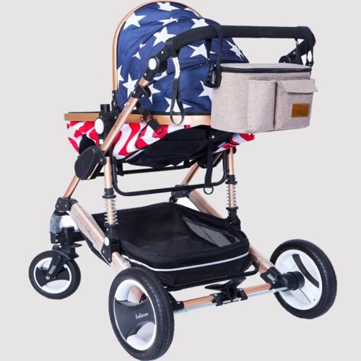 PYETA New Arrival Baby Stroller Bag For Baby Stuff Organizer Diaper Bag For Mom Travel Nappy 5