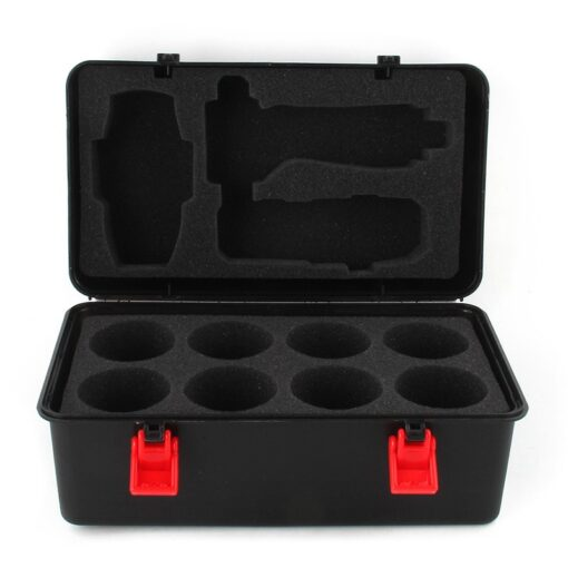 Portable Plastic Storage Carrying Case Box Spinning Top Organizer for Beyblade Burst Gyro Launcher Boys Kids 1