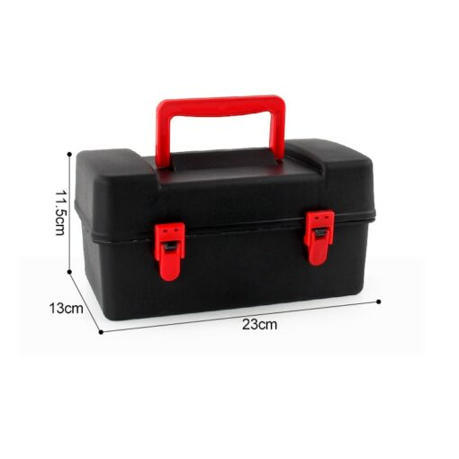 Portable Plastic Storage Carrying Case Box Spinning Top Organizer for Beyblade Burst Gyro Launcher Boys Kids 2