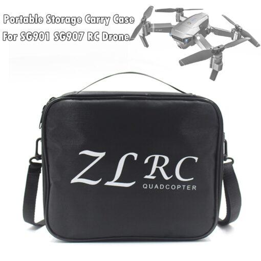 Portable Storage Carry Case Shoulder Bag Handbag Part For SG901 SG907 RC Drone toys for children