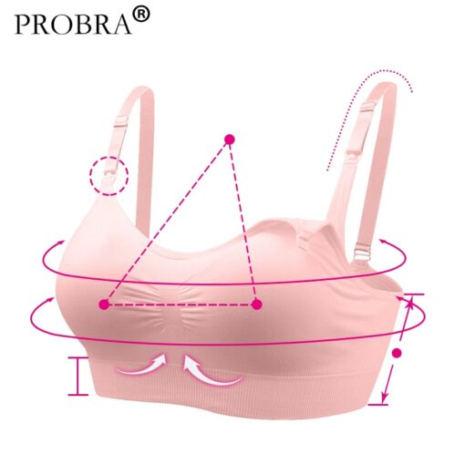Pregnancy Clothes Tanks Nursing Vest Bra 2Pcs Sets Maternity Clothings Breastfeeding Bras Wirefree Nursing Sleep Underwear