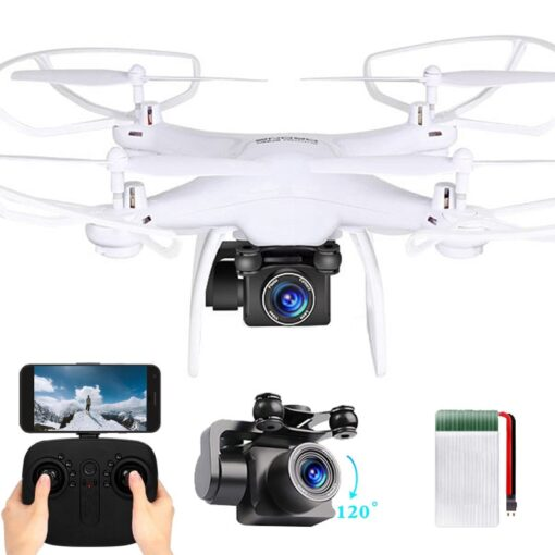 Professional Quadcopter Drones With HD Camera Wifi UAV RC Helicopter Telecontrol Four Axis Aircraft Aerial Photography
