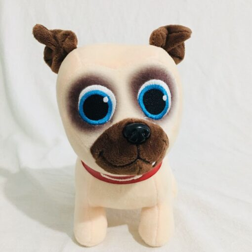 Puppy Dog Pals Bingo and Raleigh Bulldog plush toy Christmas present 1