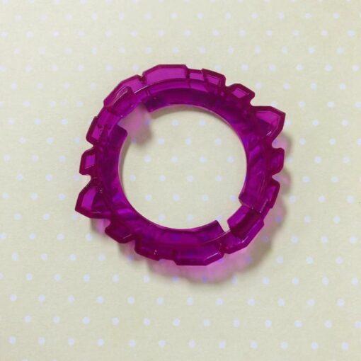 Purple Color Limited Dagger Frame Toys for Children 2