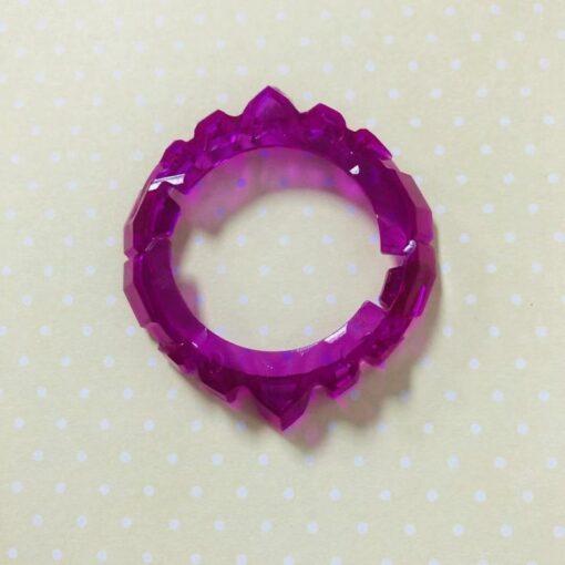 Purple Color Limited Dagger Frame Toys for Children