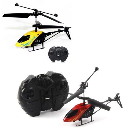 RC 901 2CH Mini helicopter Radio Remote Control Aircraft Micro 2 Channel Colorful lamps night vision 2