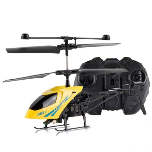 RC 901 2CH Mini helicopter Radio Remote Control Aircraft Micro 2 Channel Colorful lamps night vision 3