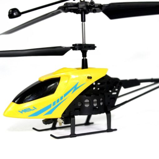 RC 901 2CH Mini helicopter Radio Remote Control Aircraft Micro 2 Channel Colorful lamps night vision