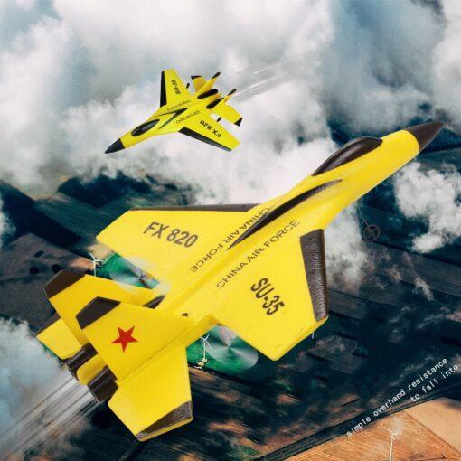 RC Airplane SU 35 Radio Remote Control 2 4G EPP Foam Airplane RC Plane Glider Aeroplane