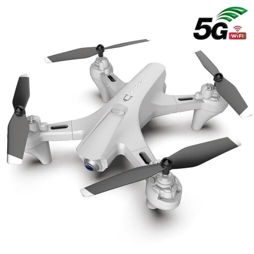 RC Quadrocopter with 4K Dual Camera Drone One Key Return Four aixes Reomote Control HD FPV 2