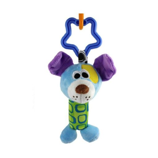 Rattle Kids Soft Stuffed Animals Plush Toys Baby Adorable 10CM Plush Stuffed Plush Doll Wrist Rattles 1