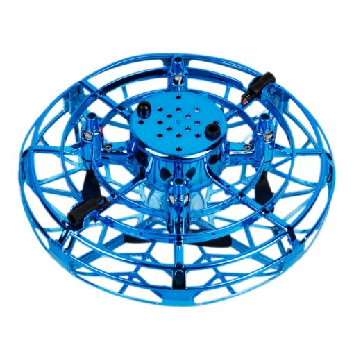 Rc Quadcopter Flying Helicopter Magic Hand UFO Ball Aircraft Sensing Mini Induction Drone Kids Electric Electronic 4