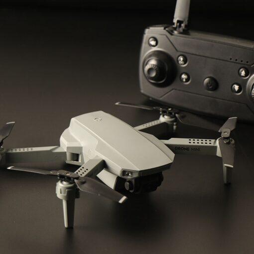 Remote Control Toys Drone E88 WIFI 30W 1080P 4K HD Wide Angle Camera Foldable Selfie RC 2