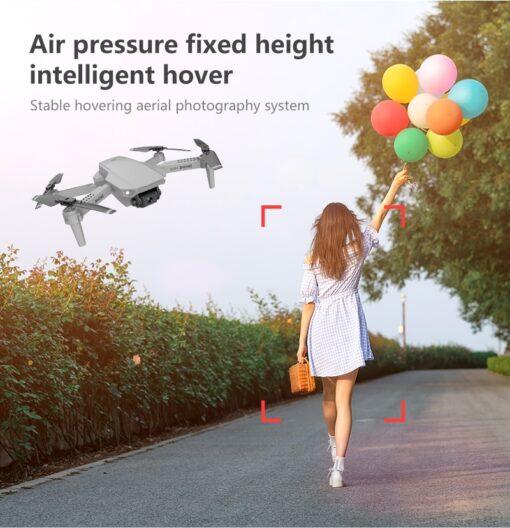 Remote Control Toys Drone E88 WIFI 30W 1080P 4K HD Wide Angle Camera Foldable Selfie RC