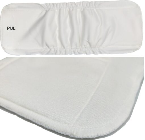 Reusable Bamboo Cotton Insert Baby Cloth Diaper Mat Bamboo Charcoal Nappy Inserts Changing Liners Cotton Insert 2