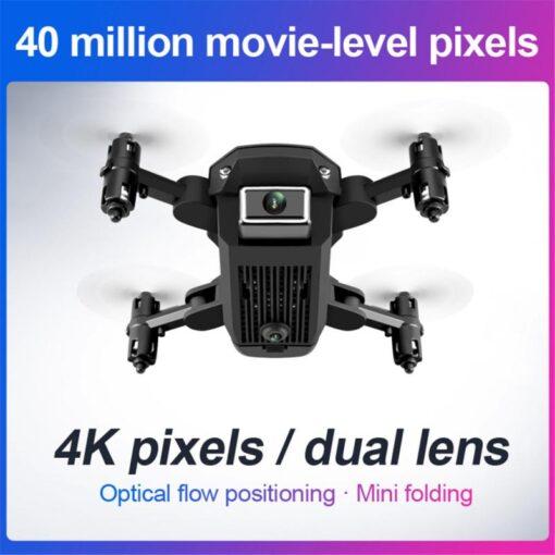 S66 Mini Drone Wifi Camera Live Video Dron 4K Quadcopter With FPV 4K FPV RC Quadrocopter