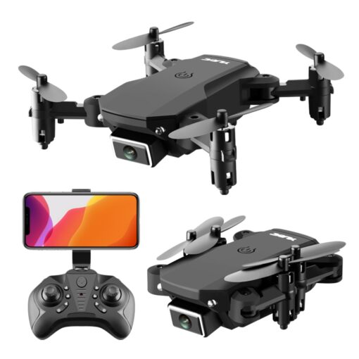 S66 Mini RC Drone 4K HD Camera Professional Aerial Photography Helicopter WiFi Fpv Gravity Induction Folding 1