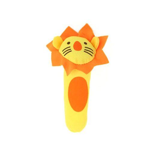 SAGACE SAGACE Baby Rattles Mobiles baby toys Toddler Children Kid Mobile play Animal plush BB Stick 3